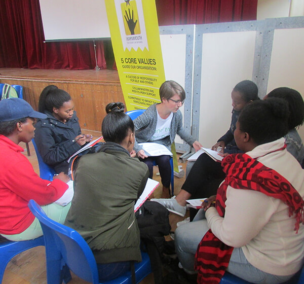 Working with the youth to prevent sex trafficking