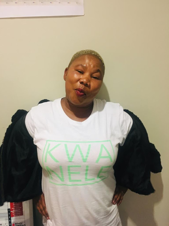 After years of horrific treatment, Phindiswa Klaas says it is a 'violation of my human rights'